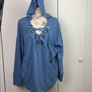 cable&gauge hoodies shirt sz 1x